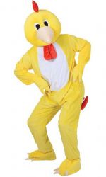Mini Funky Chicken Mascot Costume (MA8543)